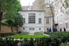 ドラクロワ美術館(Musee national Eugene Delacroix)