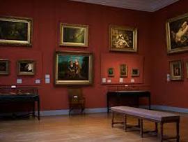 パリのドラクロワ美術館