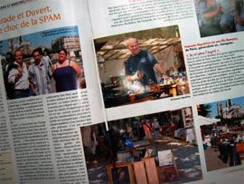 パリの蚤の市・骨董市の情報誌