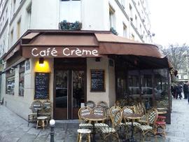 カフェ・クレーム