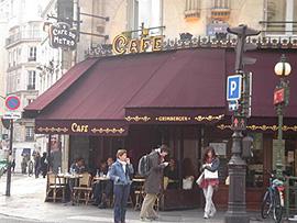 カフェ・デュ・メトロ