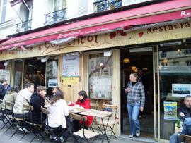 パリのパン屋さんコクリコ