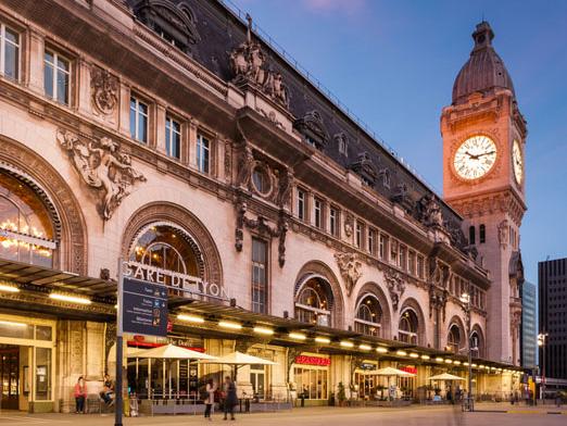 リヨン駅(Gare de Lyon)