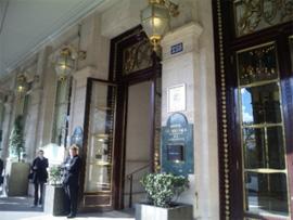 ル・ダリ・ド・ホテル・ムーリス