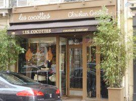 パリのレストラン レ・ココット