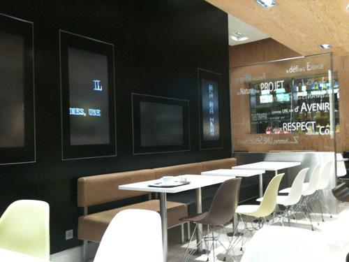 マックカフェ(McCafe)パリ15区