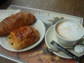 パリのパン屋さん ポール