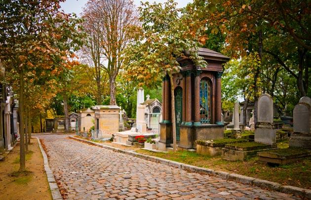 ペール・ラシェーズ墓地