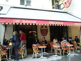 カフェ・ル・ラグノー(Cafe Le Ragueneau)
