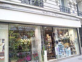 パリの雑貨店 ルフレ・ドゥ・ソワ