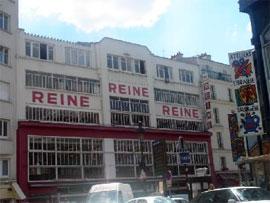 パリの総合手芸用品店